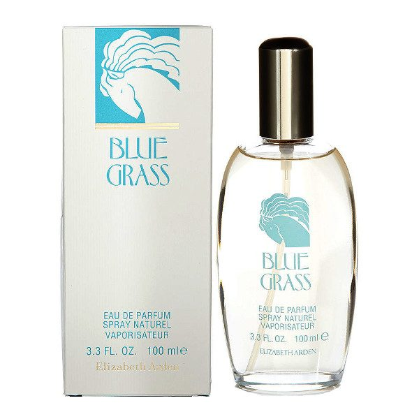 Elizabeth Arden Blue Grass Eau De Parfum Spray 100ml Zaza Cosmetics