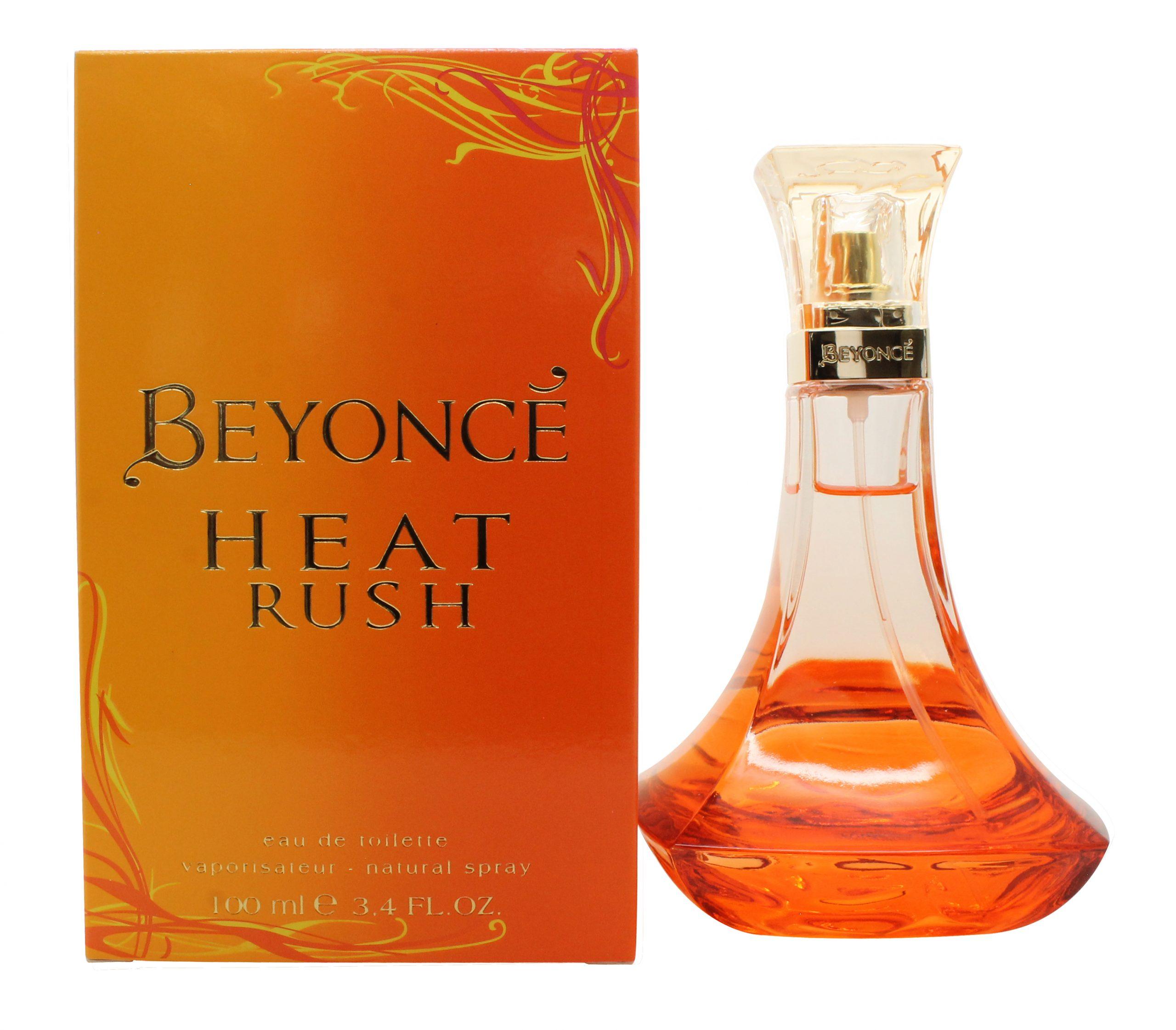 Heat Rush, EdT eau de toilette från Beyoncé Parfym.se